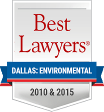 S. Deatherage Law, voted best Dallas Environmental lawyer