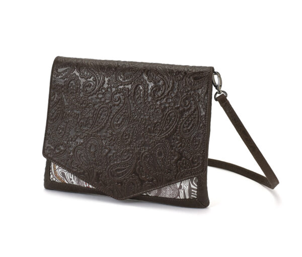 Cross body Brown Ganesh 1