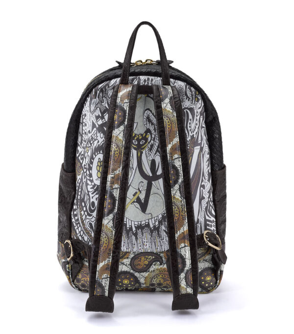 Ganesh python Sport backpack 3