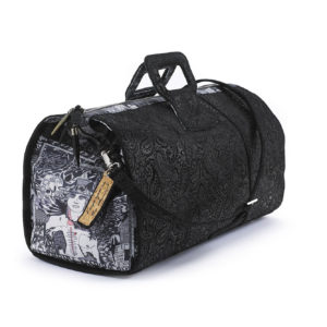 SOLUTIONS EMBOSSED DUFFEL