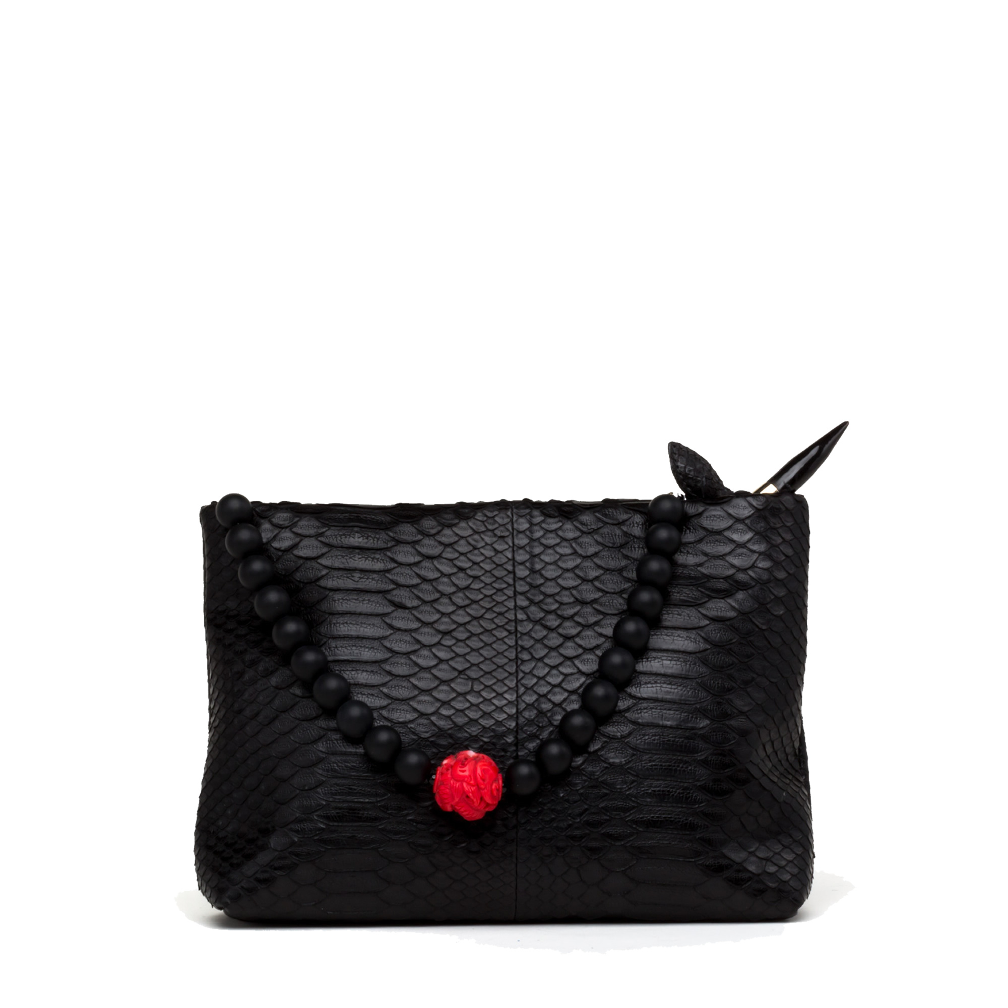 mid-size-blk-python-clutch-onyx-handle