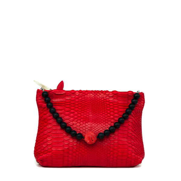 mid-size-red-python-clutch-onyx-handle