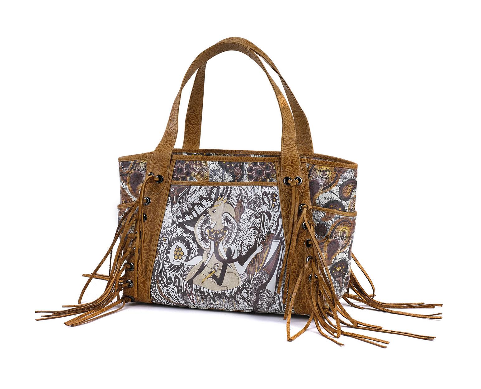 satchel-ganesh Ganesh-Tote-bag handbag