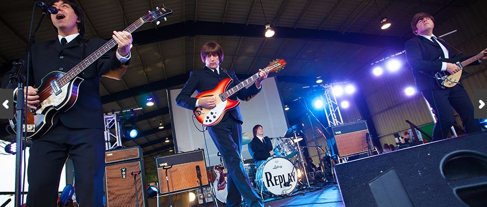 Bala Legion Presents Replay The Beatles