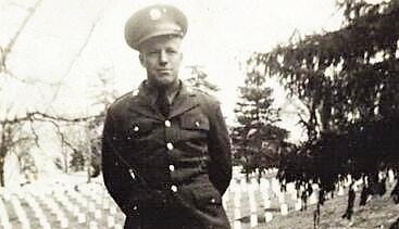 Bob Theobald Veteran