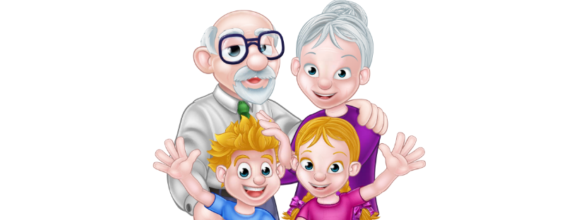 older adults and children