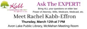 Meet Rachel Kabb-Effron