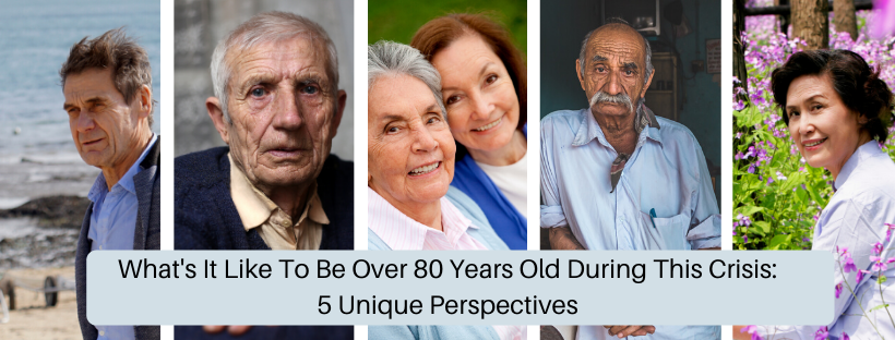 Actively Aging Through Crisis