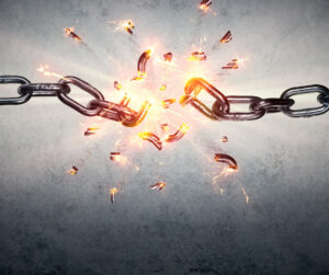 Break the chains!