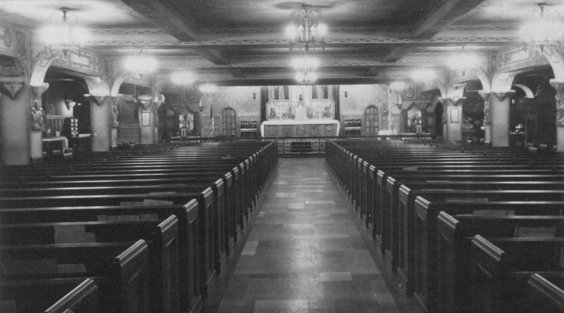 History of the Church of St  Francis of Assisi – Saint Francis of Assisi