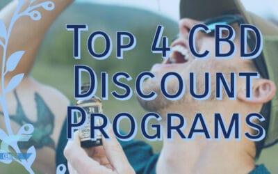 Top 4 CBD Discount Programs