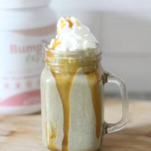 Prenatal protein frappuccino