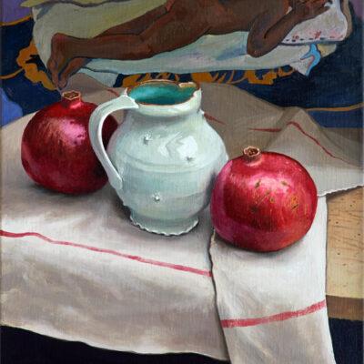 Pomegranates and Gauguin