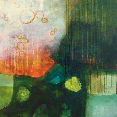 Jane Davies - Tidal Current #7