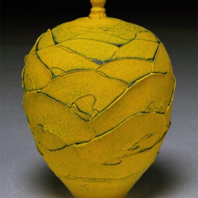Nicholas Bernard - Landscape in Yellow