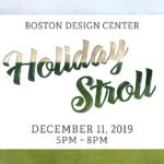 2019 Holiday Stroll