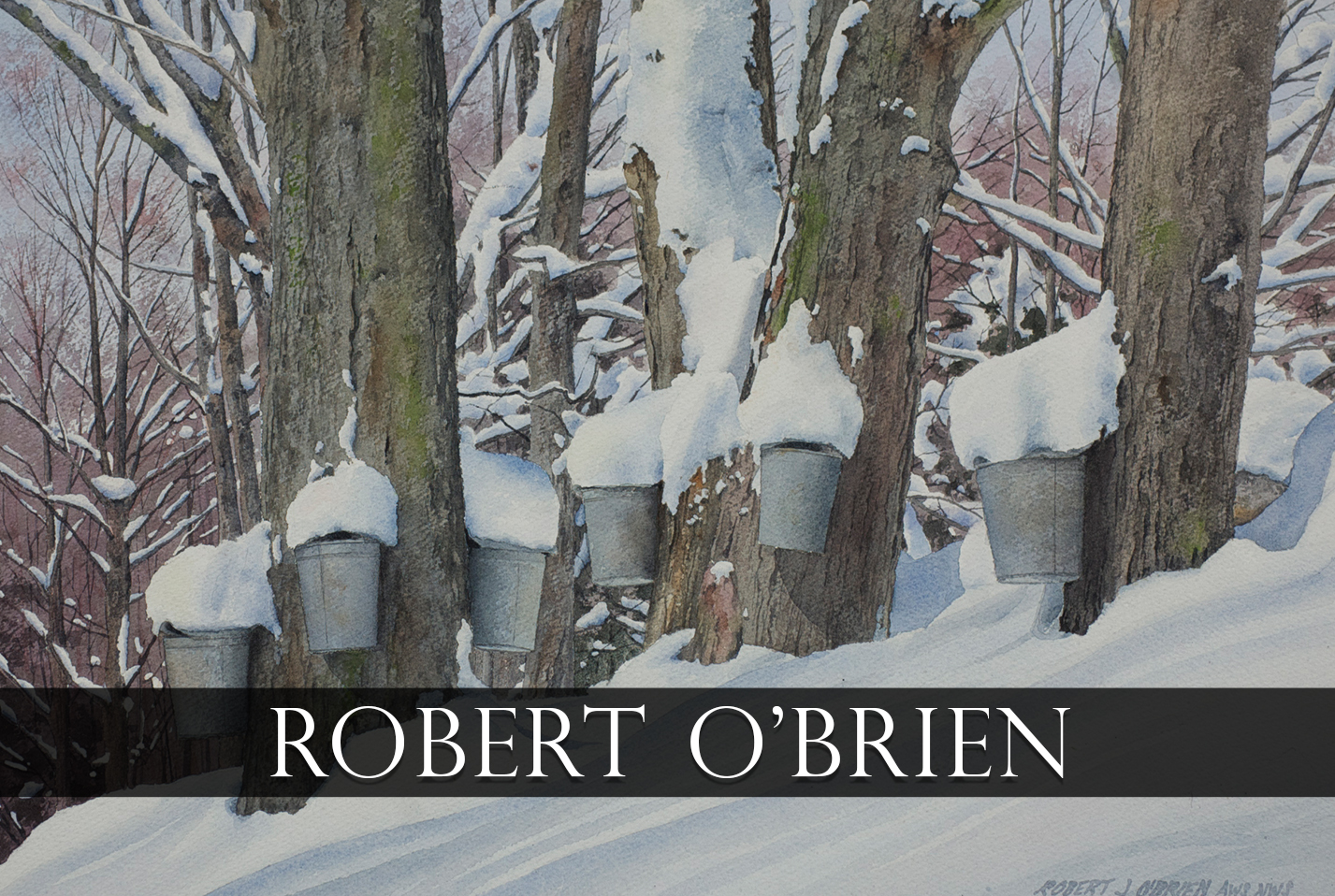 Robert O'Brien Winter Workshop Event page picture
