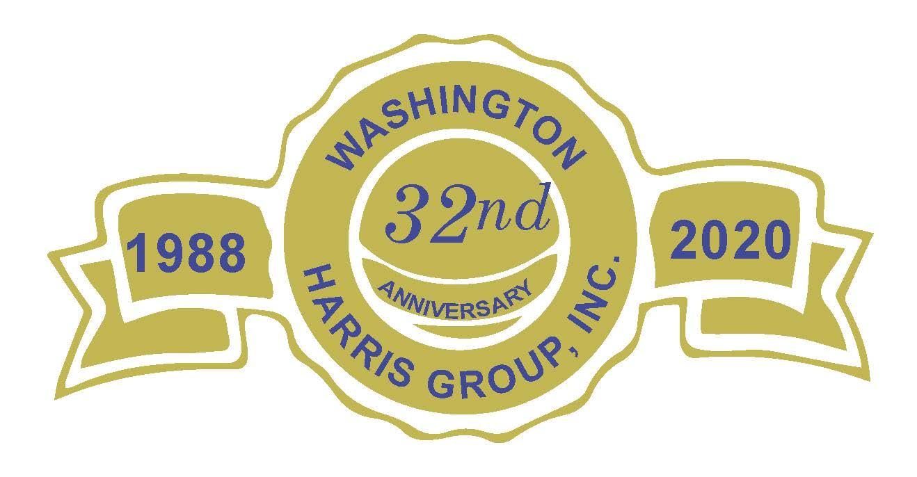 81552 WHG - 32nd Anniversary Seal