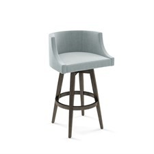 Wayne Amisco Stool at Barstools and Dinettes