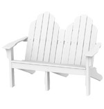 Adirondack Classic Love Seat (012)