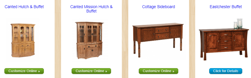 AMISH FURNITURE RALEIGH