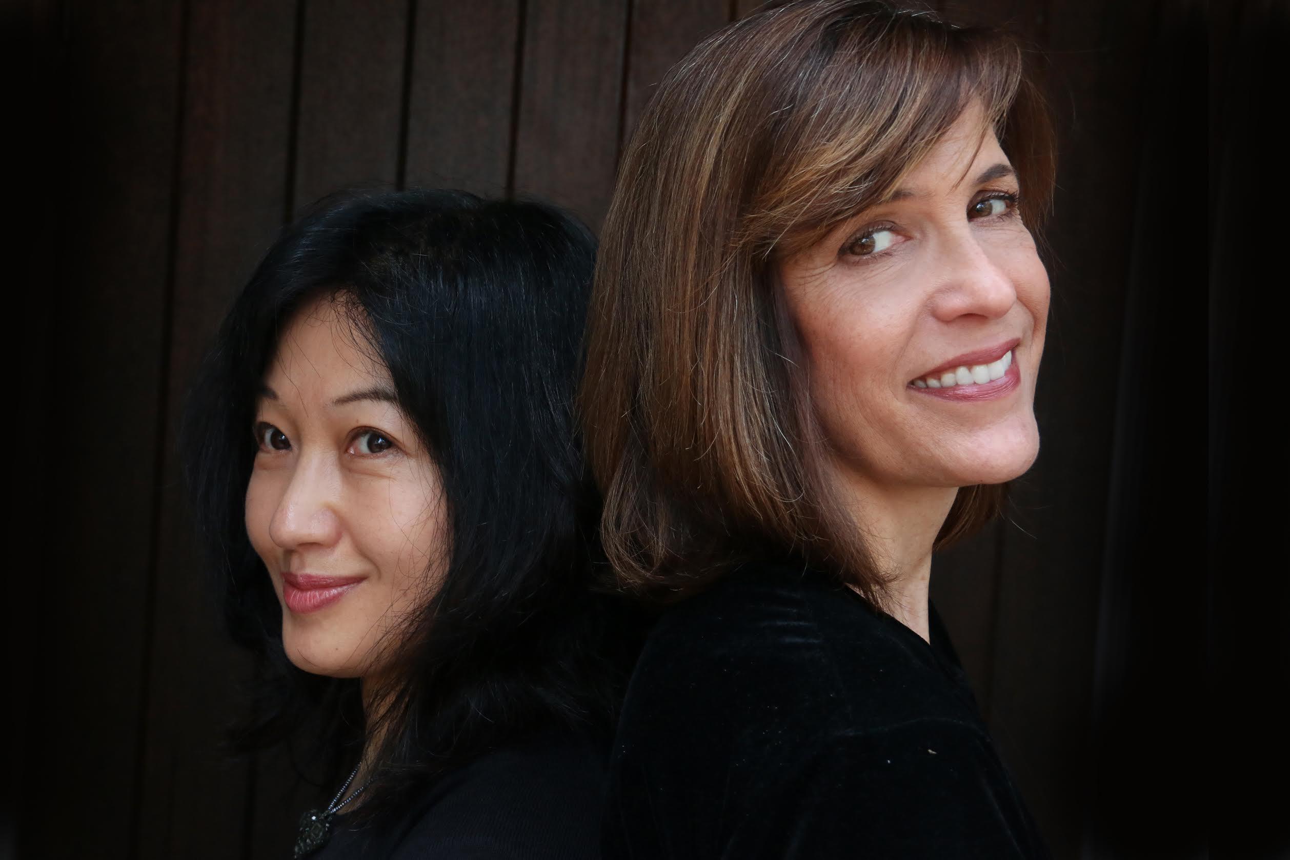 Tomoko and Sarah #1
