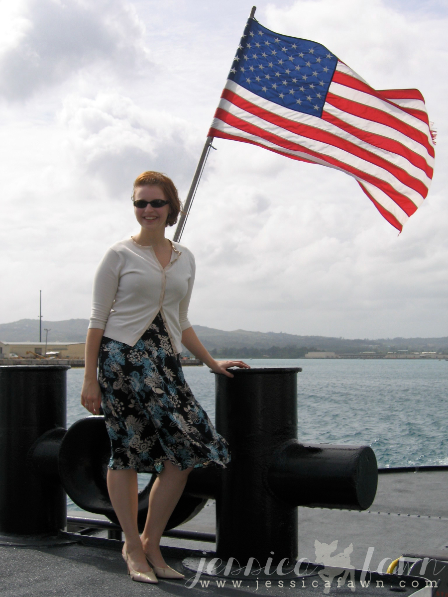 God Bless America and our Freedom of Speech | JessicaFawn.com