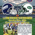 Carteret Bus Trip: Jets vs Giants at Metlife Stadium