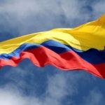 Carteret Flag Raising Honoring Colombia