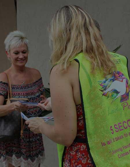 Lady Peace Volunteer Events
