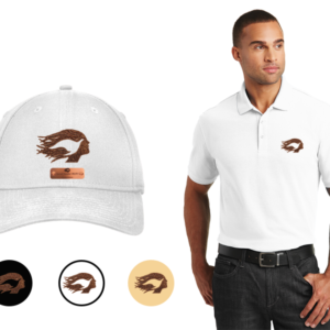 White Polo Men Copper Options