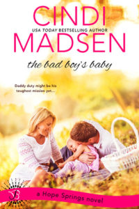 The Bad Boy's Baby (Hope Springs #3)