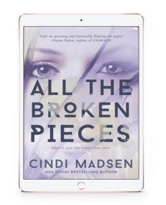 All the Broken Pieces IPad