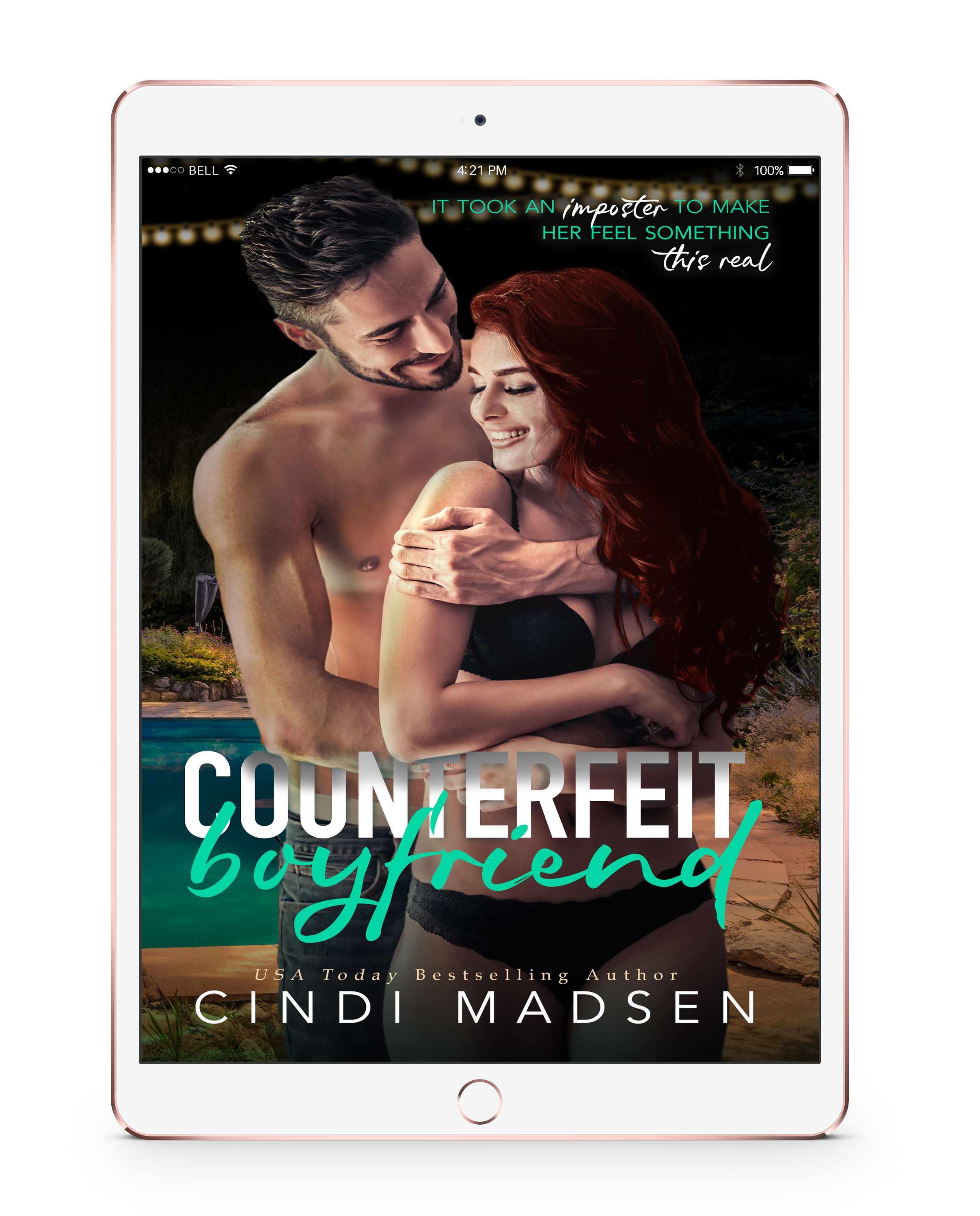 Counterfeit Boyfriend iPad