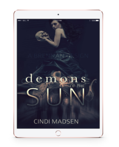 Demons of the Sun iPad