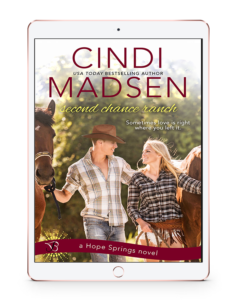 Second Chance Ranch iPad
