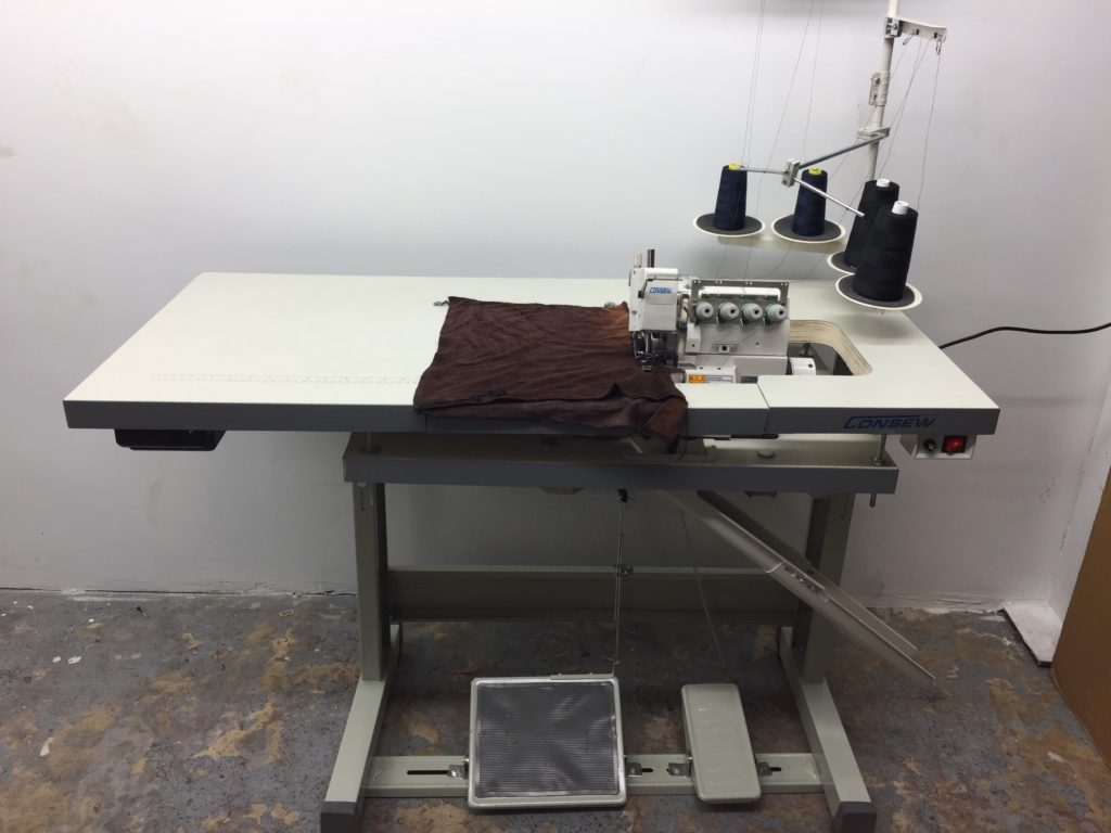 Consew 794 Double Needle, 4 Thread, High Speed Overlock Machine with Direct Drive motor