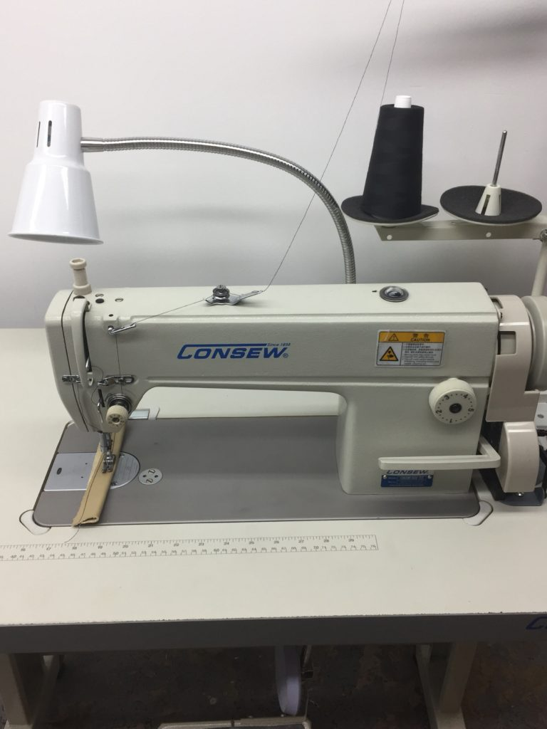 Consew 7360R-2SS Single Needle Sewing Machine