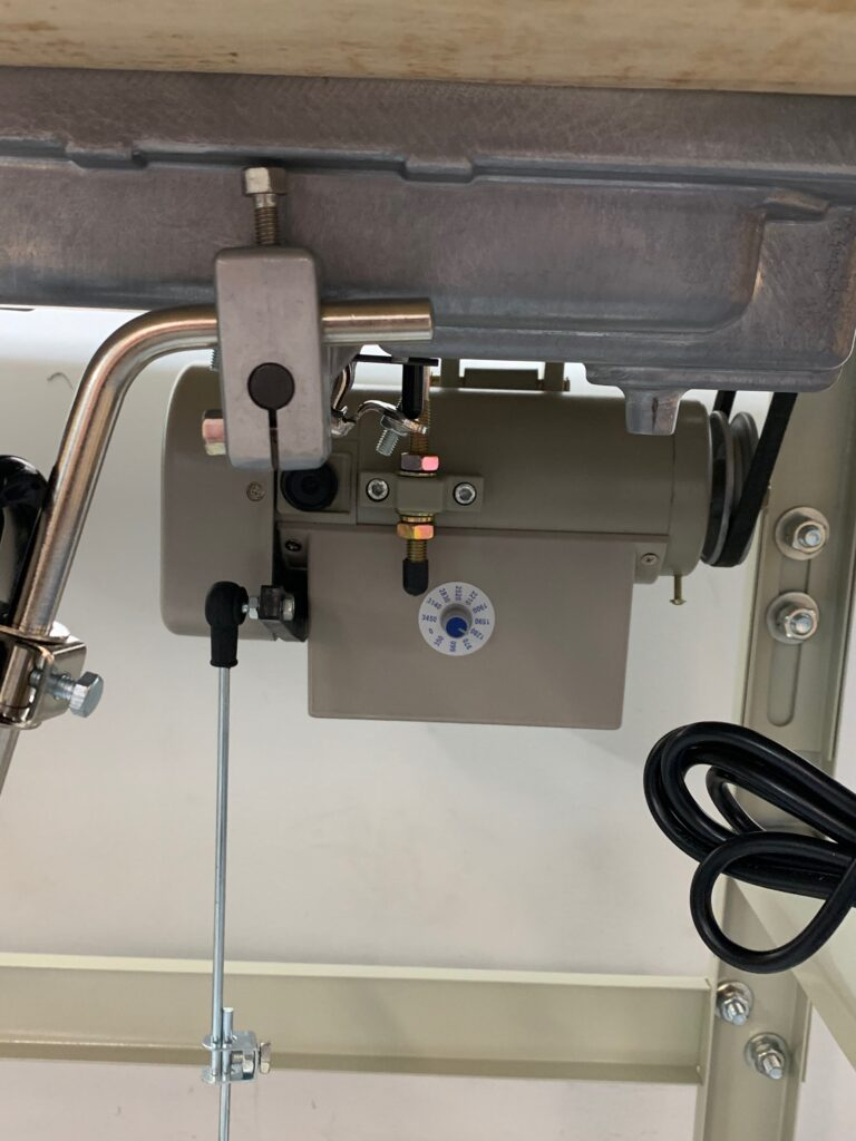 Juki 8100e Single Needle Lock Stitch