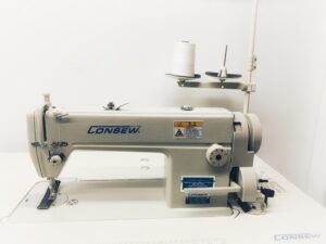 Consew 7360R Ultra High Speed, Single Needle, Drop Feed, Lock-stitch Machine Heavy Duty Machine