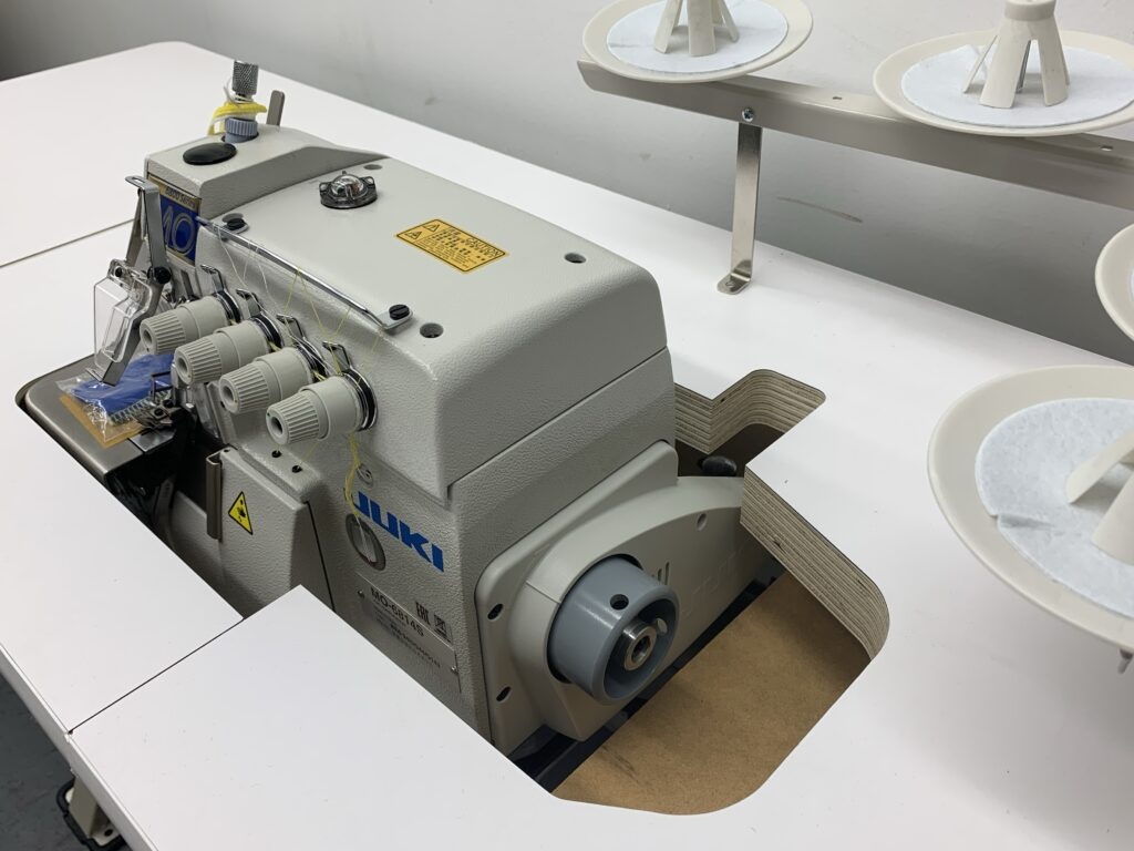 Juki MO-6814S High-speed, Overlock / Safety Stitch Machine