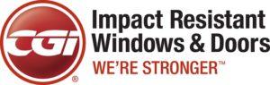 CGI Windows & Doors Logo