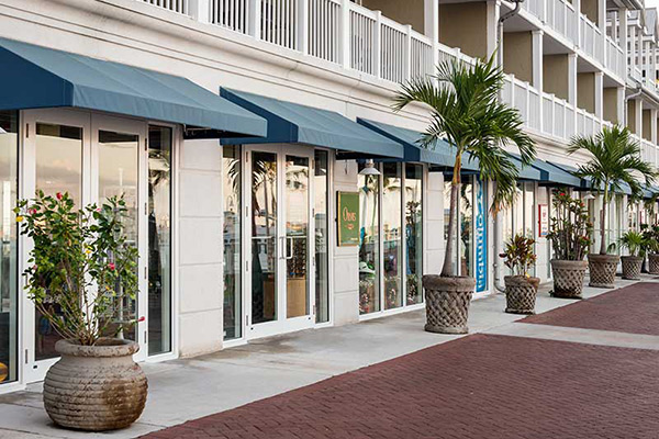 Commercial Storefront Doors and Windows - Key West