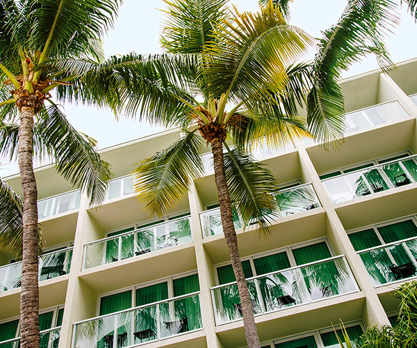 Hotel / Commercial windows in Key West and the Florida Keys
