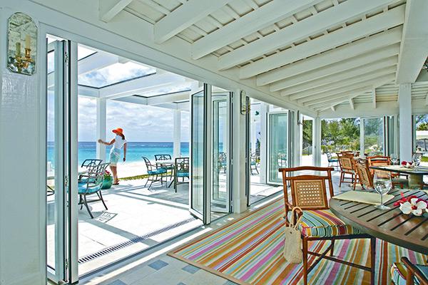 Folding Door Wall - Key West - Florida Keys