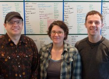 Dave Krick, Jami Adams, Kevin Kelpe, Red Feather Lounge, Bittercreek Alehouse, Fund For Idaho, Nelle Tobias Award for Philanthropy