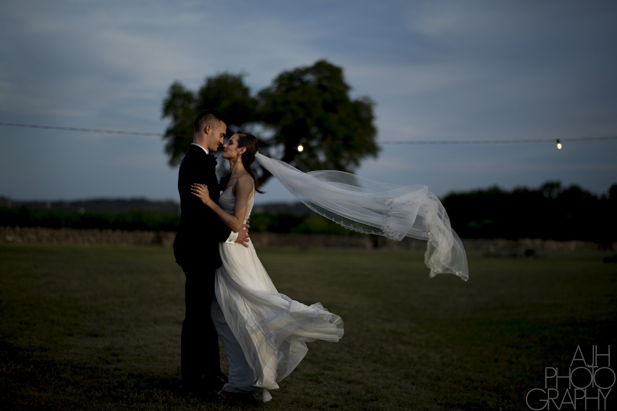1850 Settlement Wedding - AJH Photography