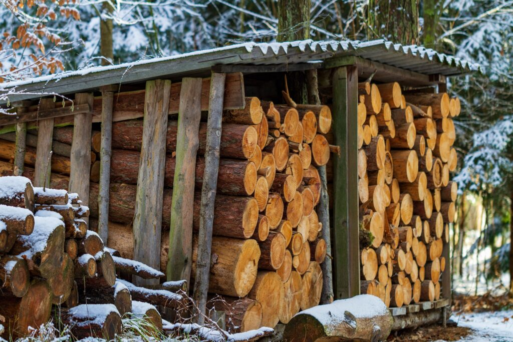 Firewood Storage Tips!