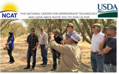 Upcoming workshops sponsored by NRCS