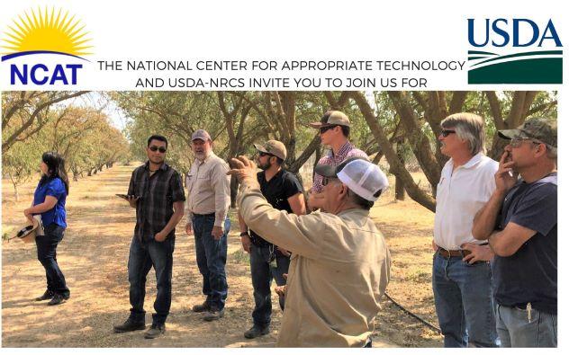 Upcoming workshops sponsored by NRCS